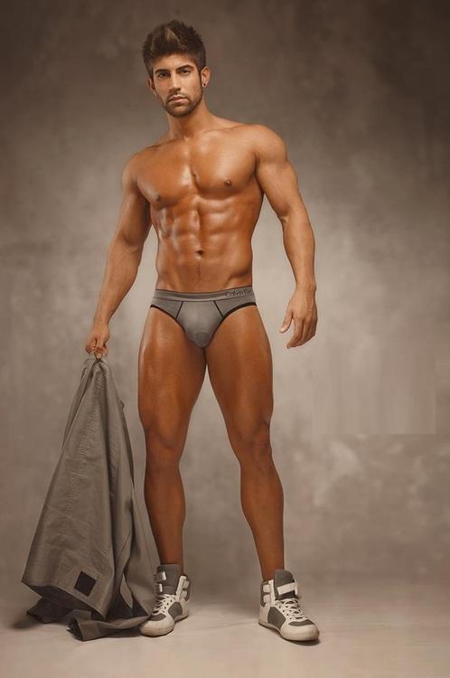 Hot men in their pants.: The Full Package