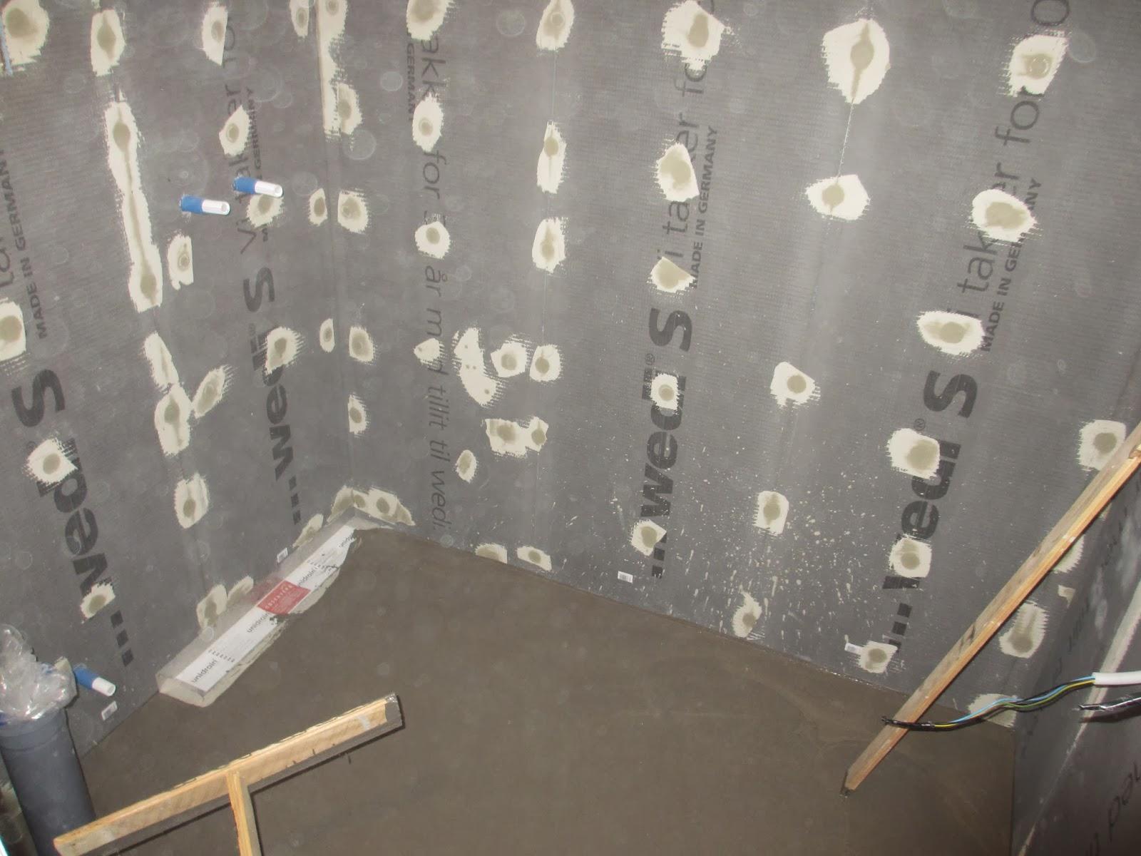 Kaklat badrum övervåning ~ Xellen.com