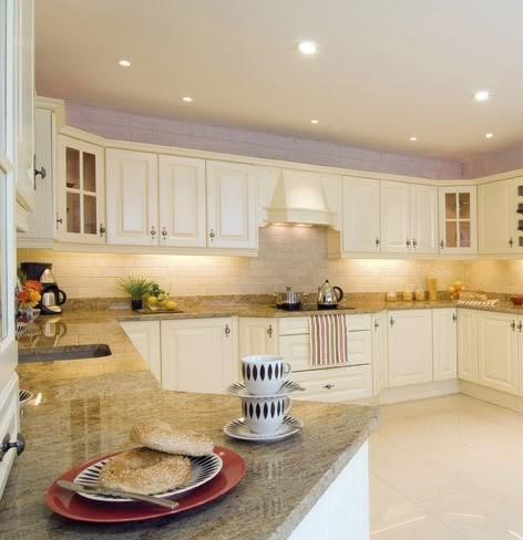 The granite gurus madura gold granite kitchens for K kitchens and granite