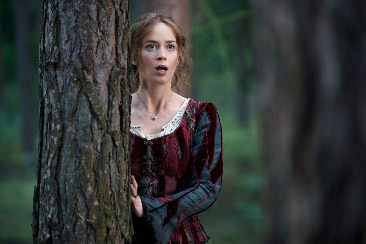 into the woods emily blunt