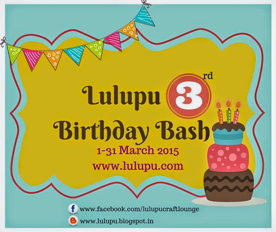 Lulupu 3rd Birthday Bash