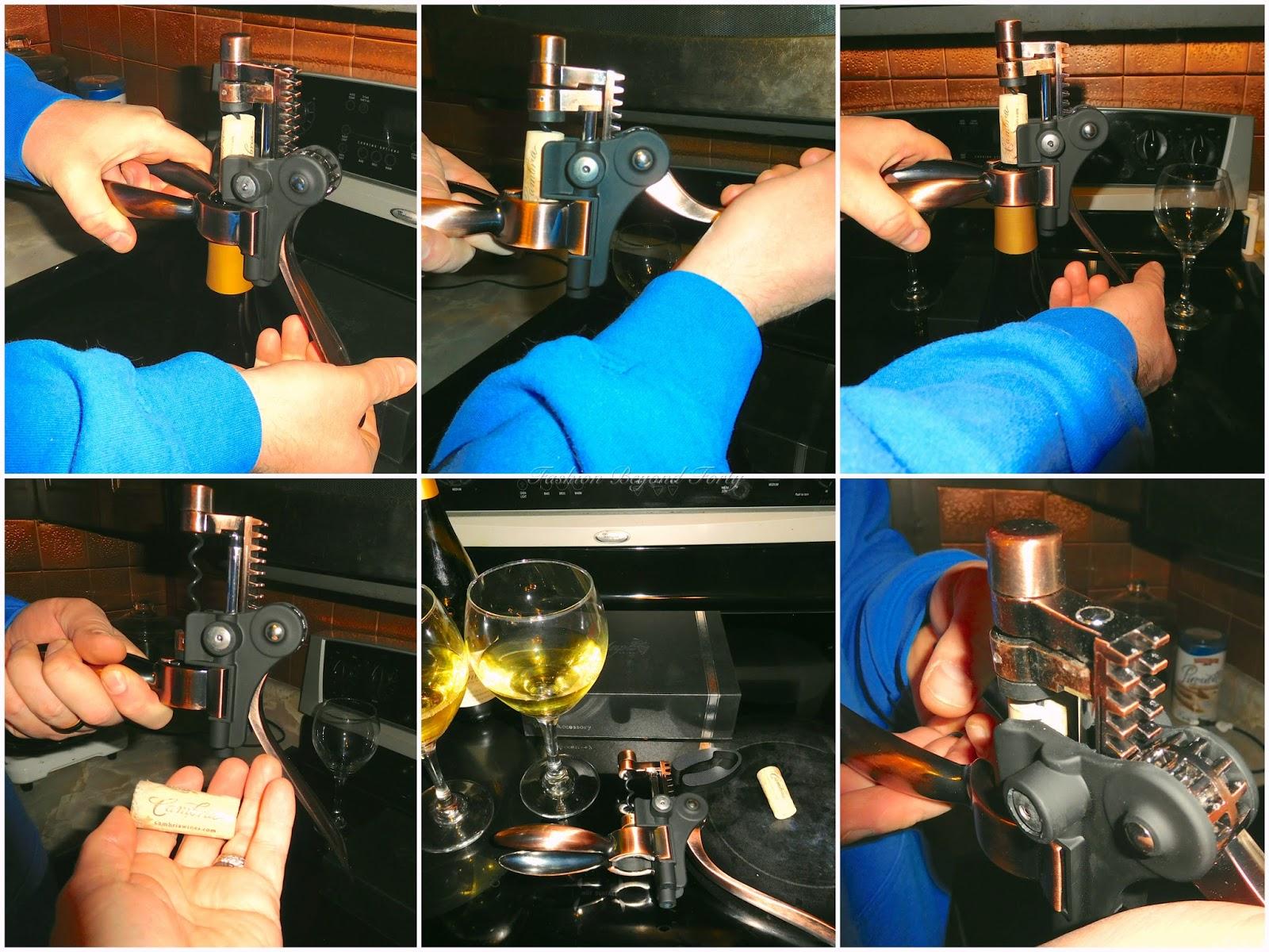 Rabbit Wine Bottle Opener