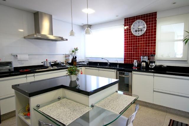 Ideias Xiques ~ SOUL móveis Ilha na cozinha!