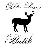 Ohhh,  Deer ! Butik