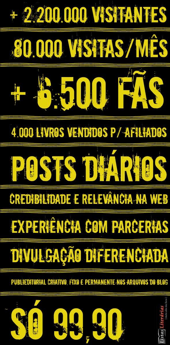 http://listasliterarias.blogspot.com.br/p/divulgue-seu-livro.html