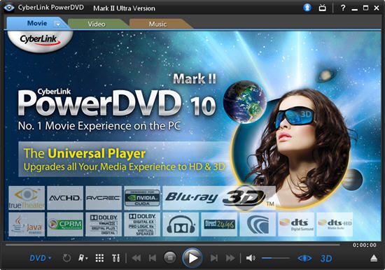 power dvd player full crack