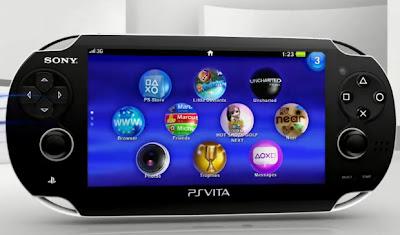 Tenha o PS Vita 1 semana antes do lançamento
