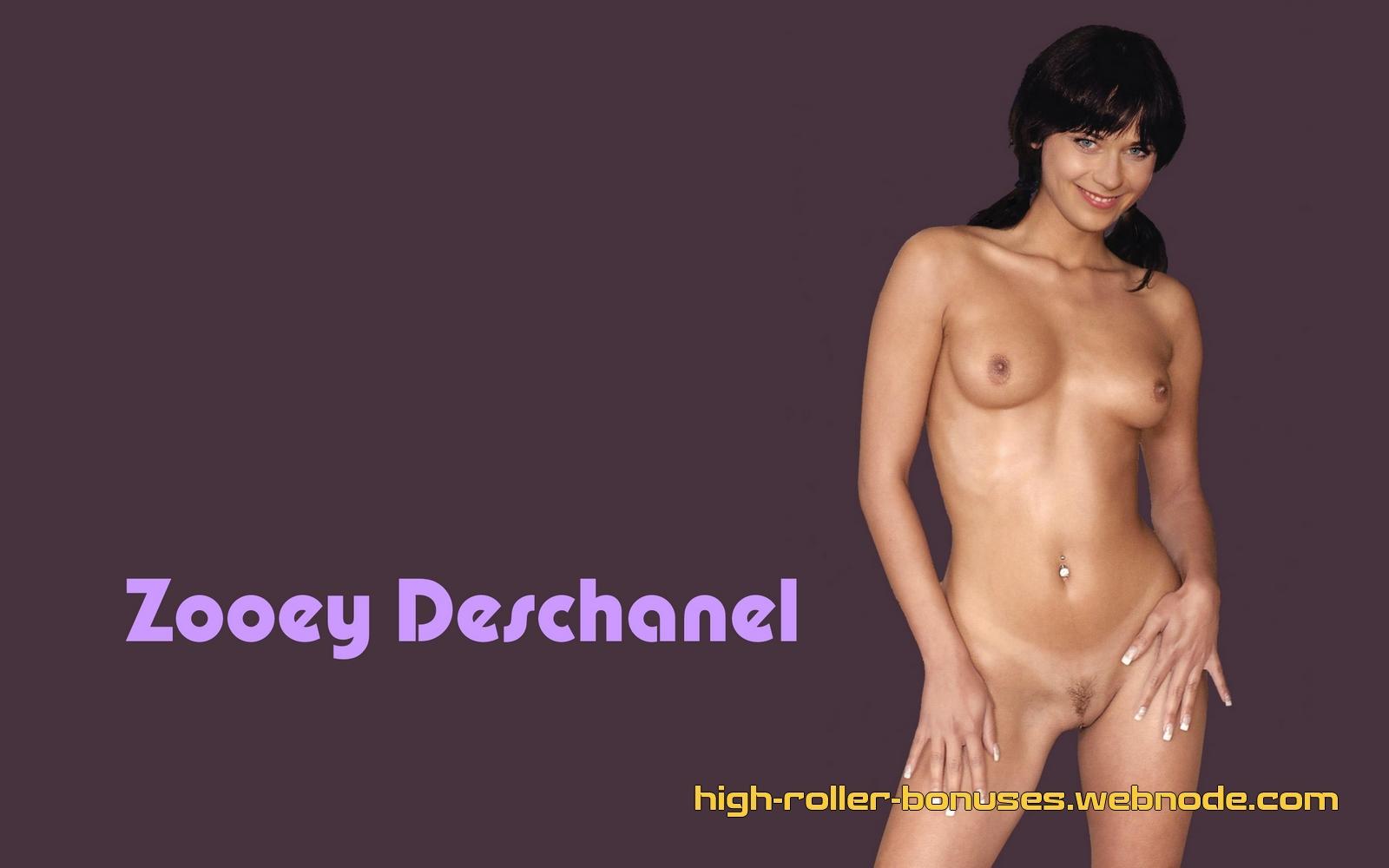 Zoey Deshanel Nude 85