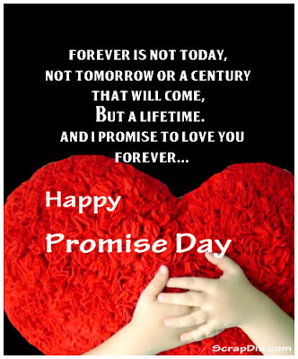 Cute Quotes Promise Day Images