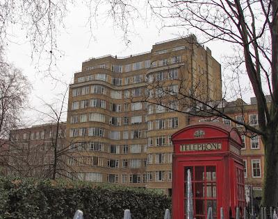 Poirot Whitehaven Mansion location