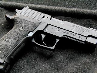 SIG Sauer P226 Pistol Blackwater