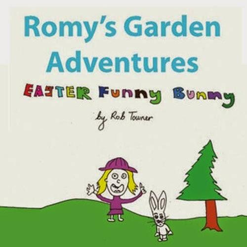 Romy's Garden Adventures: Easter Funny Bunny