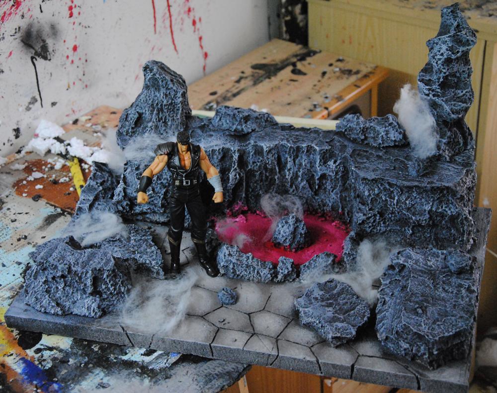 Consiglio sfondo diorama