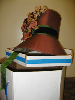 Bonnet by Lydia Fast