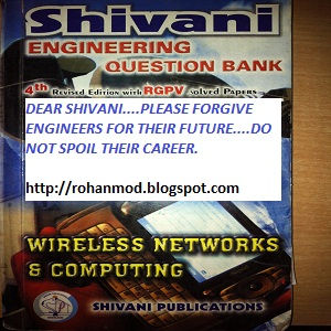 Are you pursuing engineering and read shivani ,than read this because shivani can spoil your career.A story of an engineer who does not like shivani.