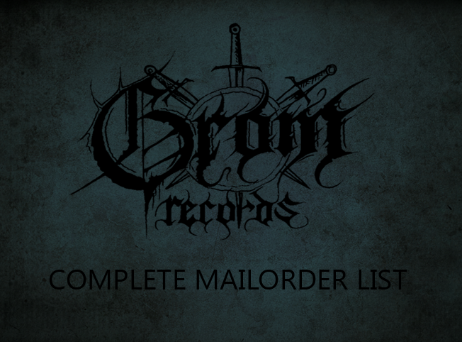 Grom Records - Mailorder