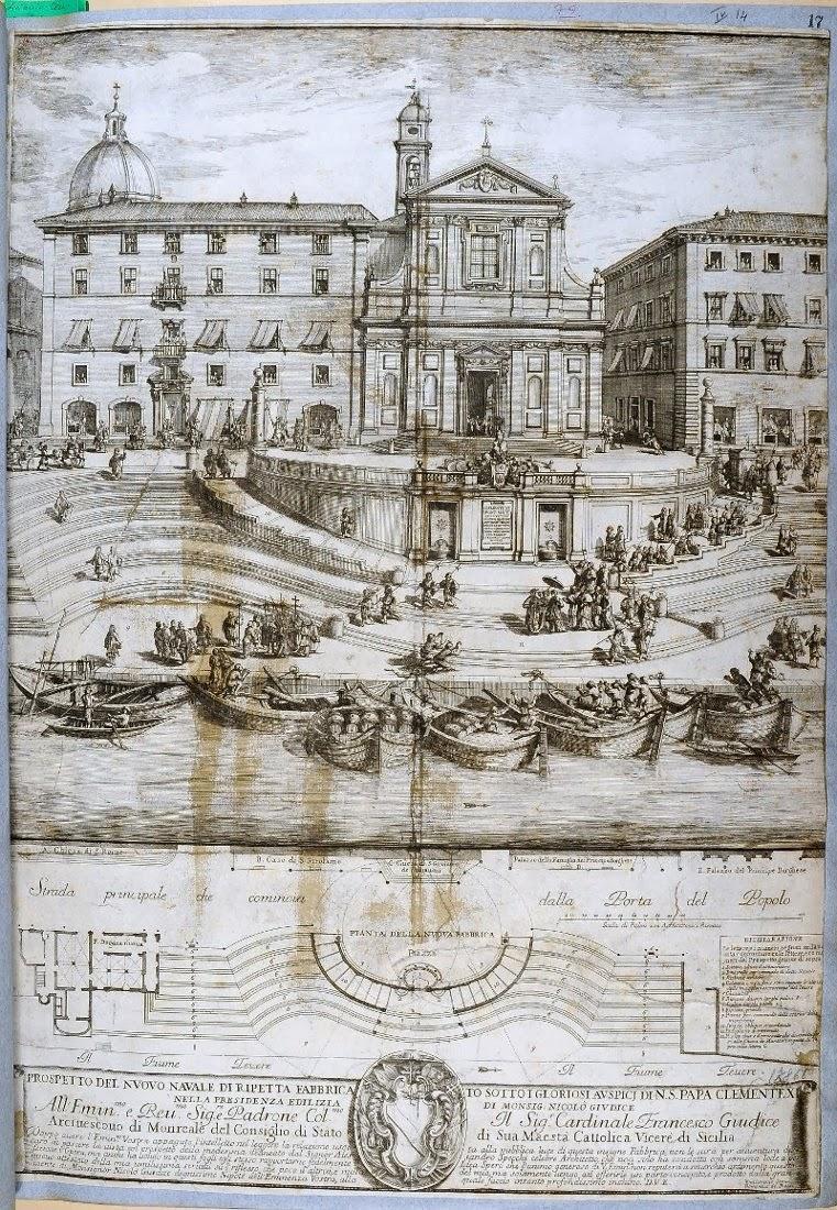 disegni di progetto del porto