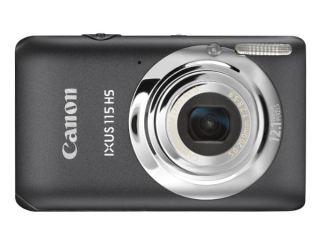 Harga Kamera Digital Canon IXUS 115 HS - Spesifikasi - Review Lengkap
