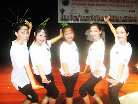 ♥ Dancers From Group 4 ~