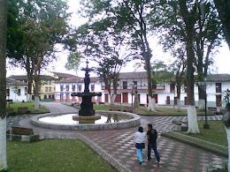 Plaza Principal de Salamina Caldas