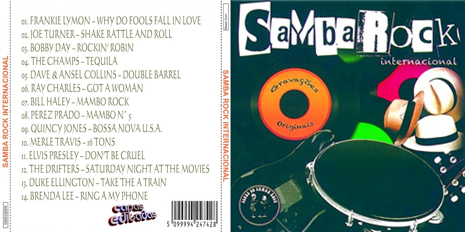 Maquina do Samba Samba Legal