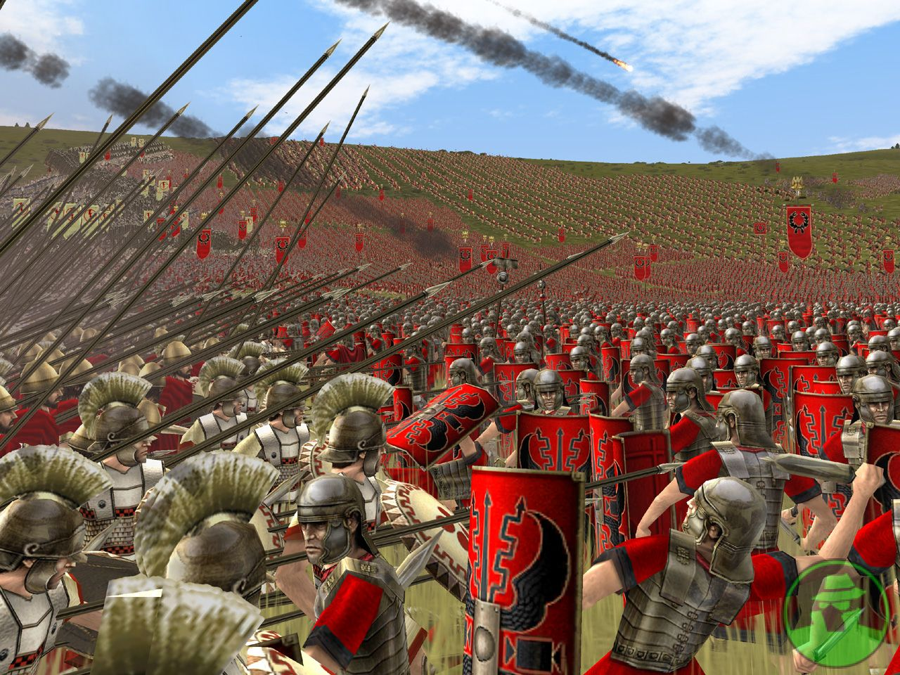 Rome Total War Screen Shots, Wallpapers