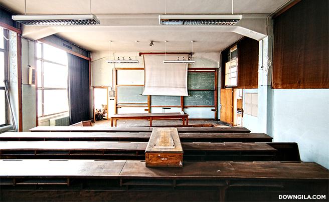 university malaya classroom