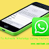 How To Activate WhatsApp Calling Feature