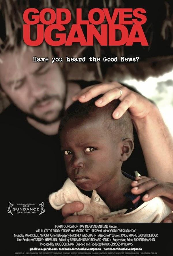 God Loves Uganda (2013)