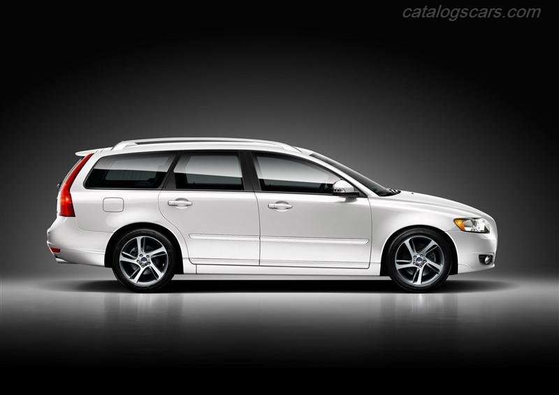 صور سيارة فولفو V50 2014 - اجمل خلفيات صور عربية فولفو V50 2014 - Volvo V50 Photos Volvo-V50_2012_800x600_wallpaper_06.jpg