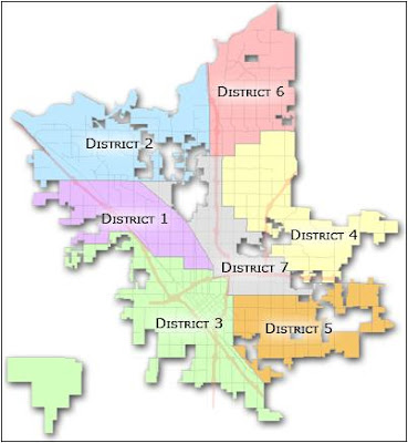 Fresno City Map images 2
