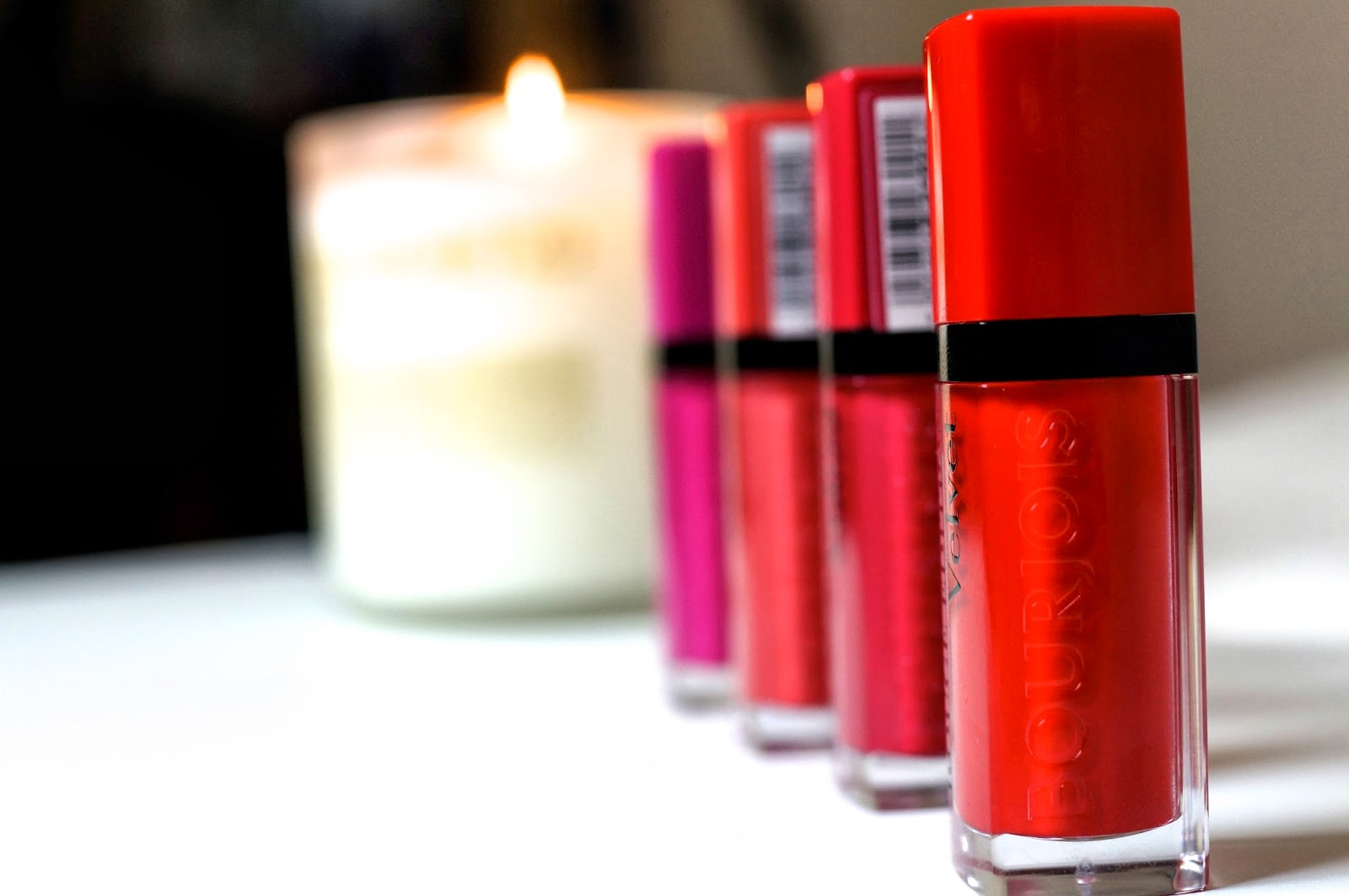 Bourjois Rouge Edition Velvet lipstick review