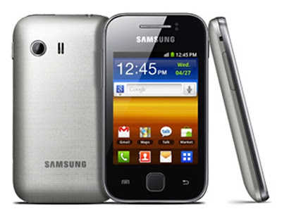 Samsung Galaxy Young - Smarphone Android Murah
