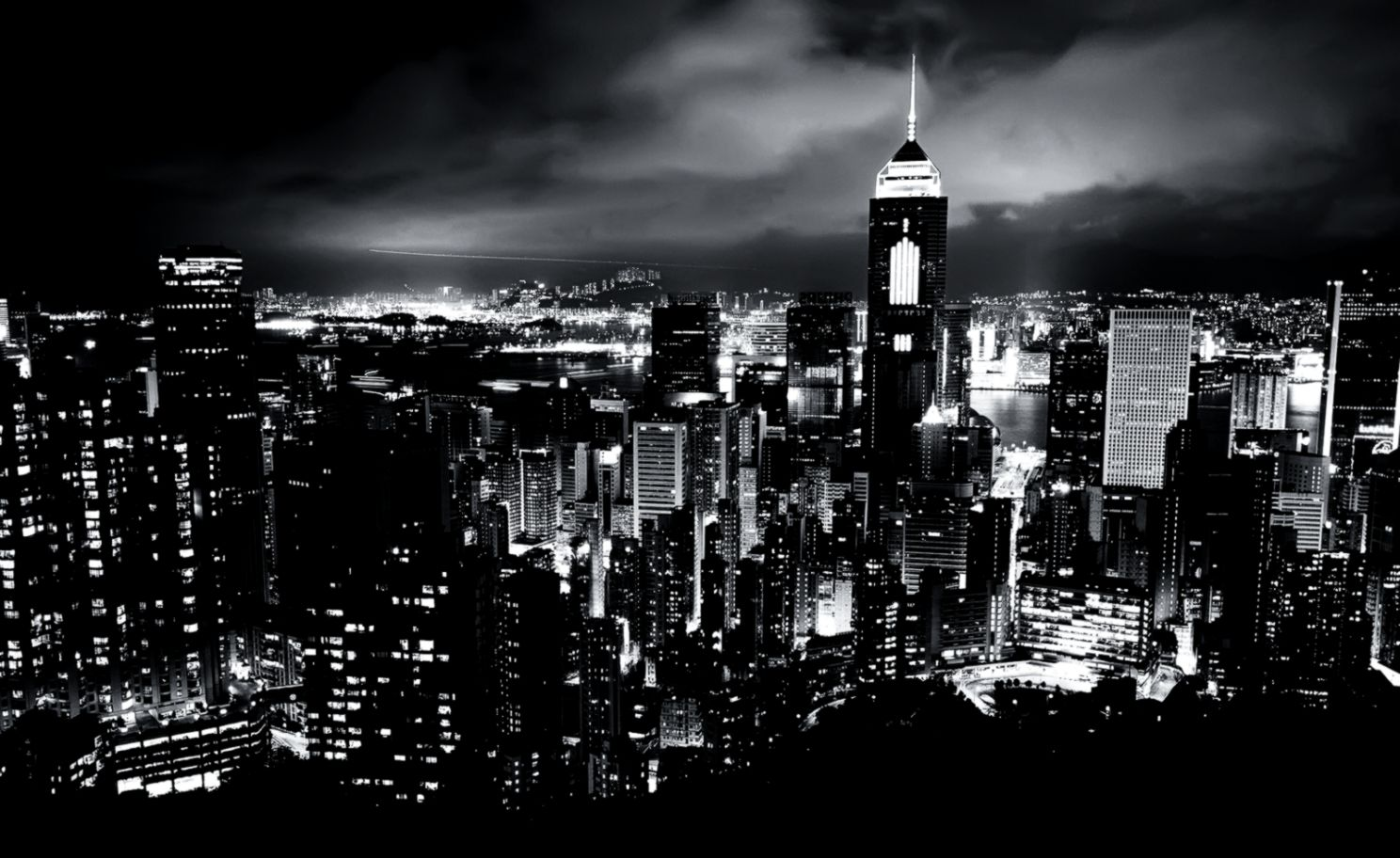 Black white city free best hd wallpapers view original size black and white city wallpaper wallpapersafari voltagebd Image collections