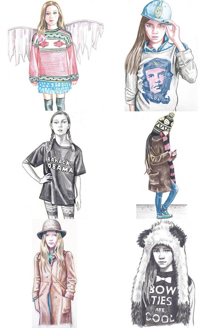 PARA SEGUIR_ instagram_ perfis para seguir_ jenny willians_ desenho_ look do dia_inspiração_fashion_moda_Barack obama fashion_