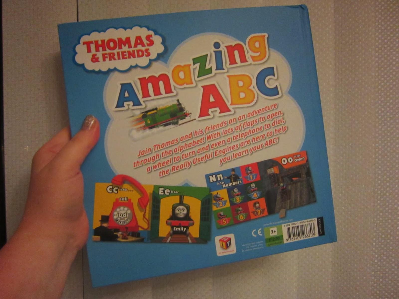 abc book report