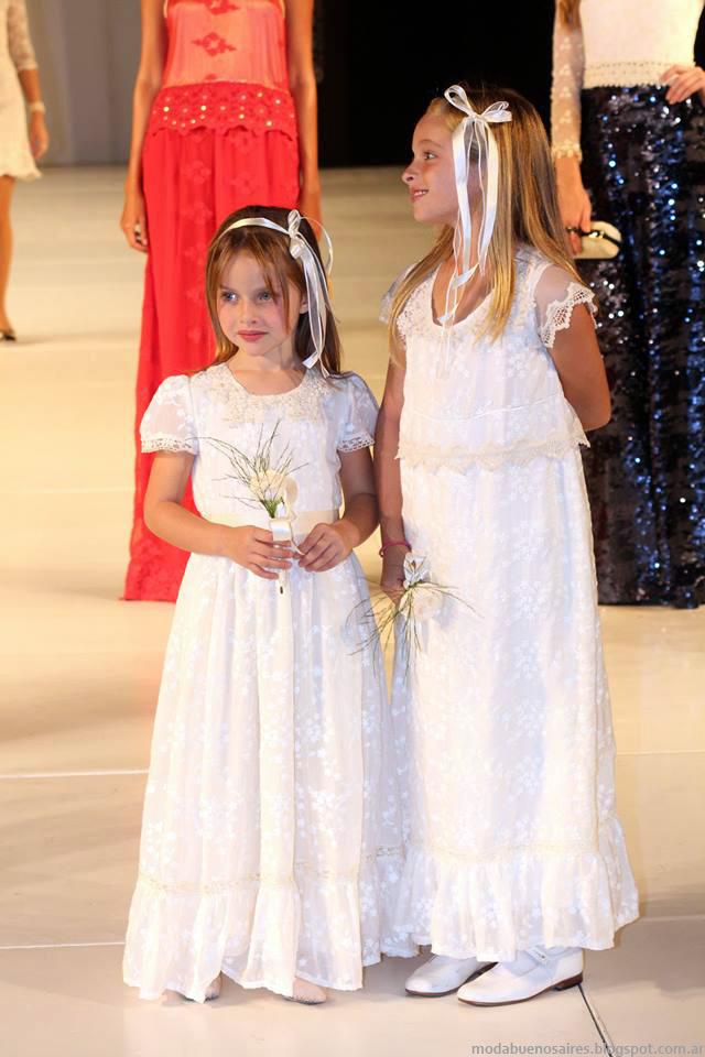 vestidos de niñas+ultima moda 2014