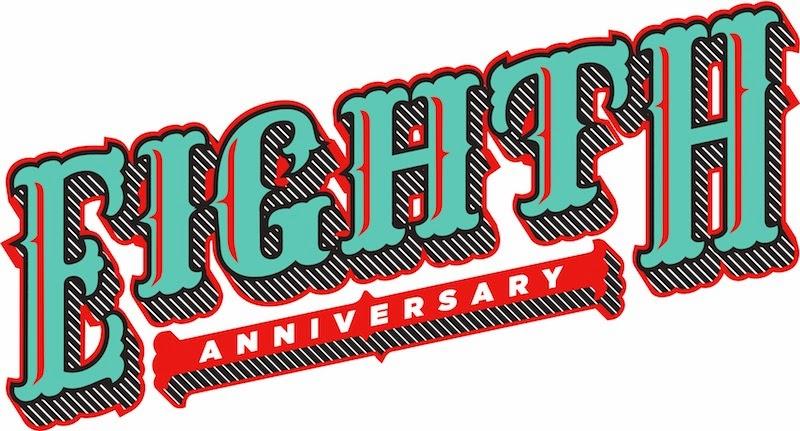 8th Work Anniversary my 8th Anniversary