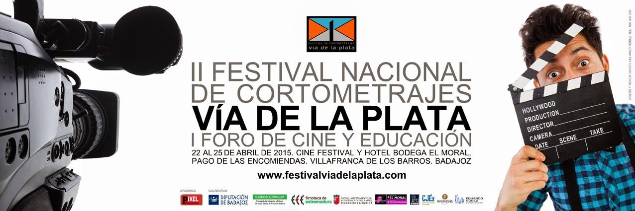 Foto el Cartel de la 2º edicion del Festival