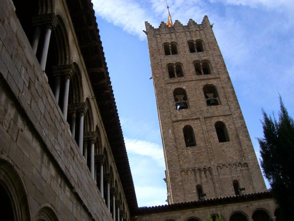 Ripoll Monastery in Catalonia