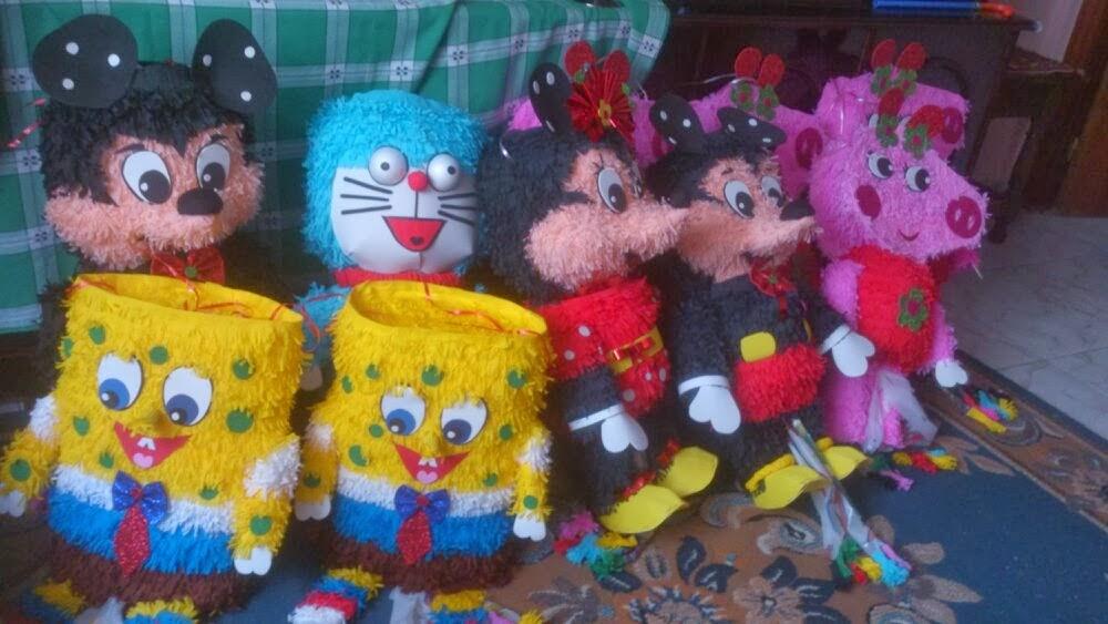 Piñatas Ismael Garbanzo: Piñata Angry Birds