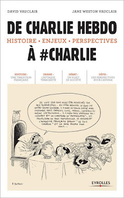 De Charlie Hebdo à #Charlie (Editions Eyrolles)