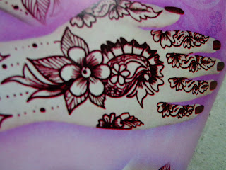 bail mehndi designs for arms 6