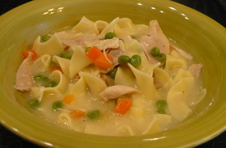 How do you chicken noodle soup for How do you make chicken noodle soup