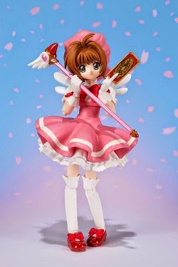 S.H.FIGUARTS CARD CAPTOR SAKURA