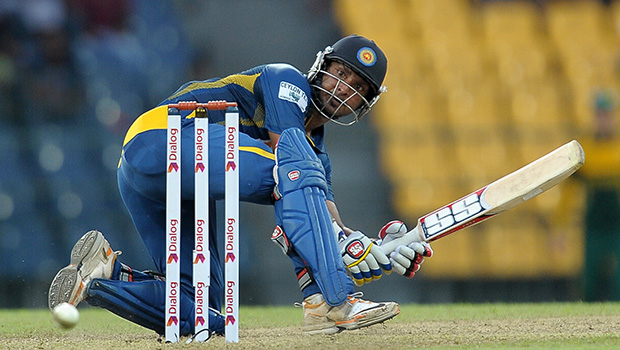 Kumar Sangakkara is top run scorer in ODI cricket 2013