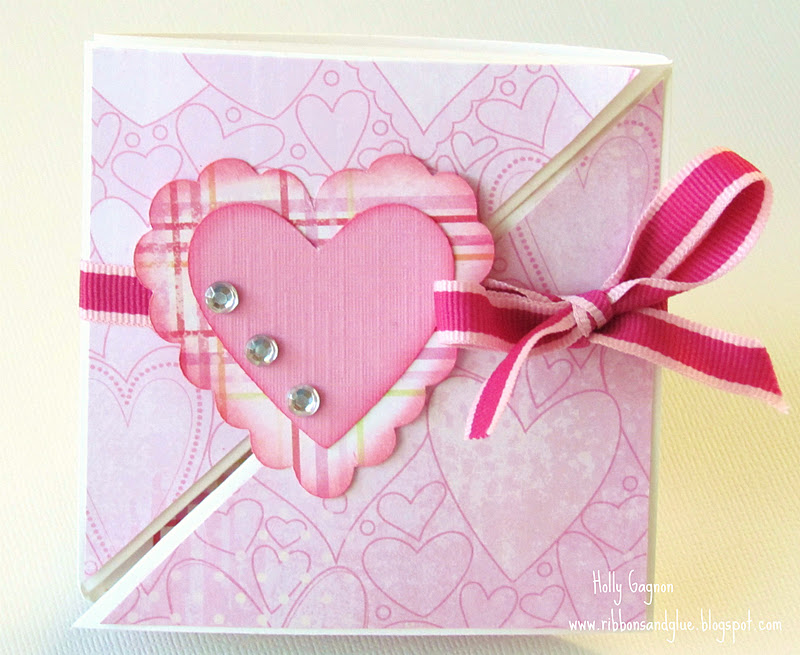 the paper variety tutorial multi fold cards by holly