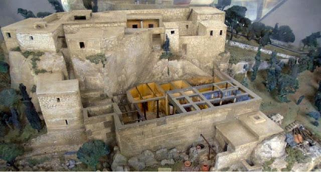 Εγκατέλειψαν το παλάτι του Οδυσσέα
