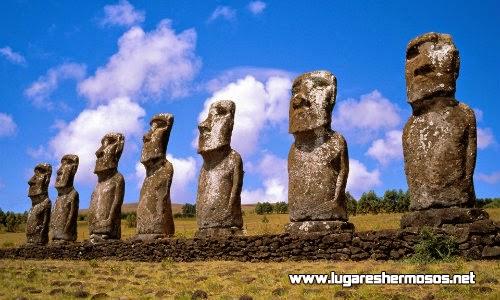 Lugares hermosos y diversos para visitar en Chile