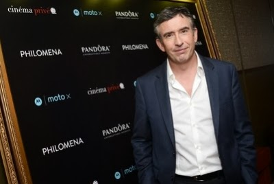 Steve Coogan co-wrote and stars in PHILOMENA